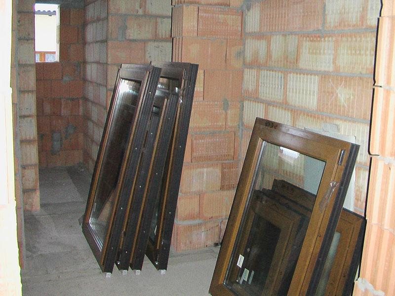 PVC okna MEROPS